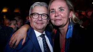 Kris Van Dijck krijgt opvallend lang applaus tijdens nieuwjaarsreceptie N-VA
