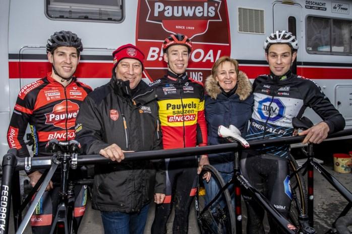 """Ouders van Belgisch kampioen Sweeck: """"Koersen voor een zakje chips, zo is het allemaal begonnen"""""""