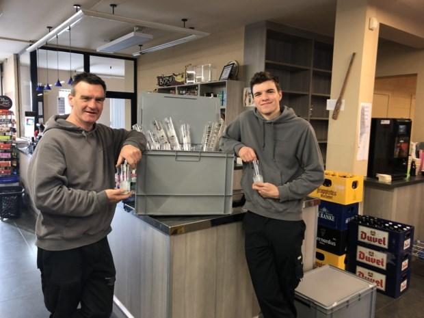 """Bierhandelaar Willems & Zoon lanceert eigen bierbeker en afwasstraat: """"We willen onze klanten zo goed mogelijk bijstaan"""""""