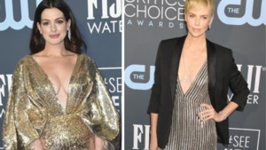 Veel decolletés op rode loper Critics Choice Awards