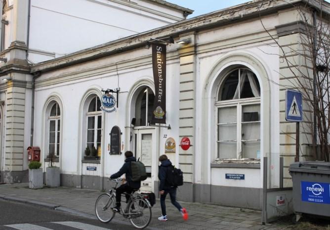Brouwerij Alken Maes zoekt tijdelijke uitbater voor stationsbuffet