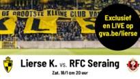 Bekijk de thuiswedstrijden van Lierse Kempenzonen hier exclusief LIVE