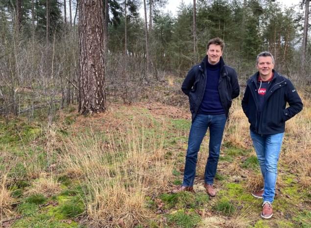 Arendonk wil natuurbegraafplaats inrichten in bos achter Duitse basis