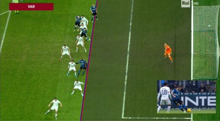 Lukaku scoort eerst snelste goal van het seizoen en schiet er dan nog eentje binnen in bekermatch tegen Nainggolan