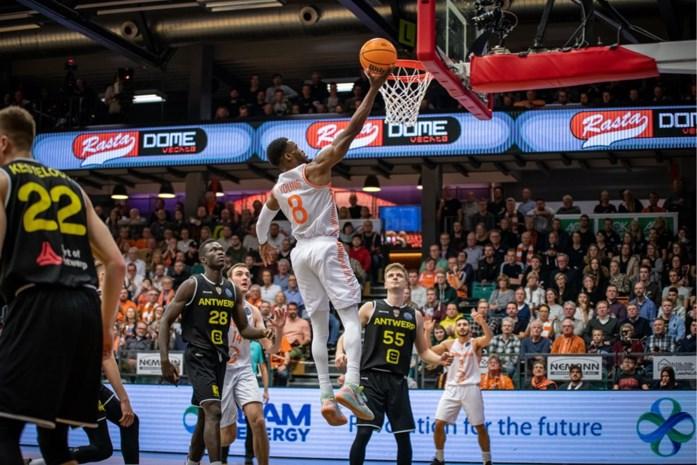 Telenet Giants Antwerp onderuit in Vechta, kwalificatie opnieuw ver weg