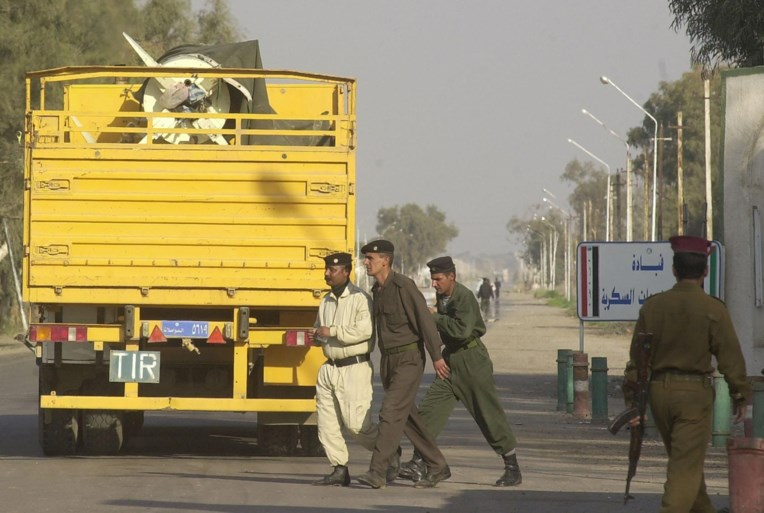 Meerdere raketten neergekomen nabij Iraakse basis met Amerikaanse troepen