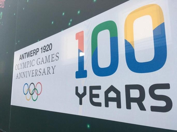 """Olympisch logo voorgesteld: """"Antwerpen is trots op status van olympische stad"""""""