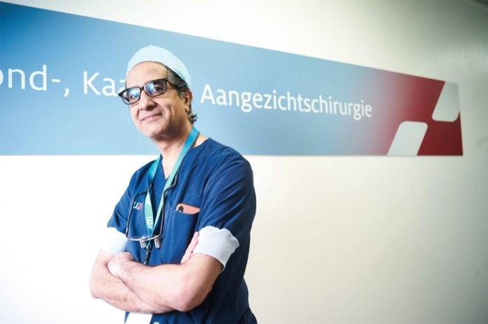 """Antwerps-Iraanse chirurg Nasser Nadjmi in 'Topdokters': """"De stad is tijdens mijn studie aan mij blijven plakken"""""""