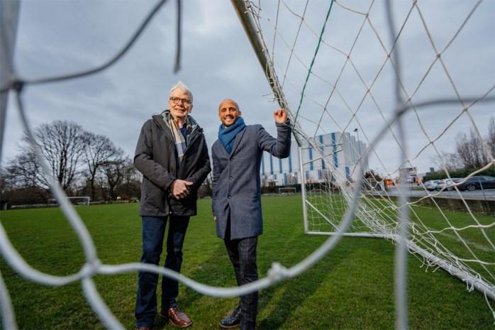 """Sportpark verrijst naast Vrijbroekpark: """"We spelen in op gebrek aan infrastructuur"""""""