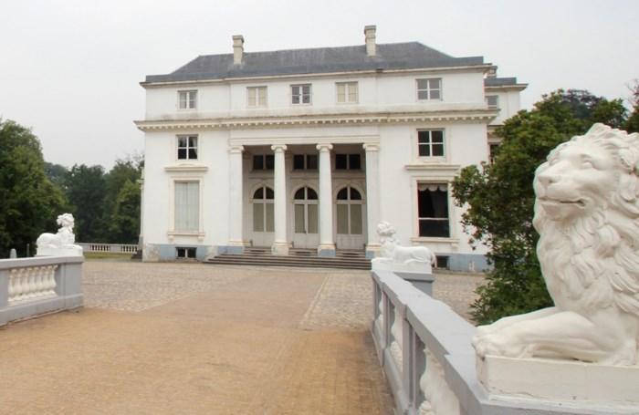 House de Neuf ook in 2020 actief in Hof ter Linden: renovatie kasteel ten vroegste voor 2021