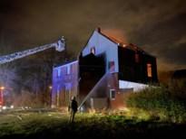 Hevige brand in oud herenhuis: vermoedens van kwaad opzet
