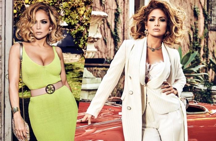Jennifer Lopez nieuw gezicht van Guess