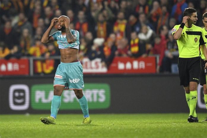 """KV Mechelen-fan riskeert celstraf: """"Hij keek recht in de ogen van de Charleroi-speler en bracht drie keer de Hitlergroet"""""""