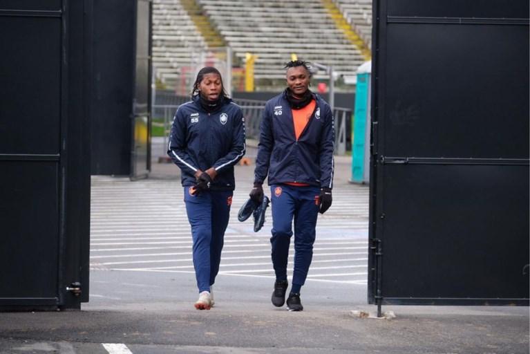 """Avadongo tekent contract bij Antwerp: """"Mbokani heeft me overtuigd"""""""