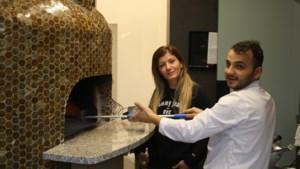 """Italiaans restaurant Triangolo opent in de schaduw van Fort 5: """"We hebben een ervaren pizzamaker in huis gehaald"""""""
