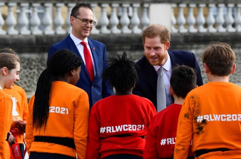 Ook prins Harry verschijnt weer in het openbaar na 'Megxit'