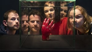 Joke Emmers en Evelien Bosmans stellen nieuw theatergezelschap voor