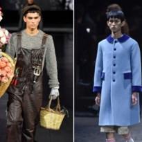 Vijf hoogtepunten op de mannenmodeweek in Milaan