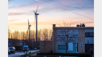 Dagen van Steve, Rob en Willy zijn geteld: windmolens uit 2001 worden eind deze maand gesloopt
