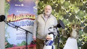 """Jean-Marie Dedecker speelt pinguïn in 'Madagascar, De Musical': """"Ze zochten een boze stem en dachten meteen aan mij"""""""