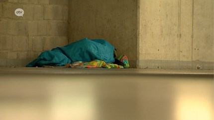 "Overlast daklozen Astridplein: ""Alsof we in een derdewereldland zitten"""