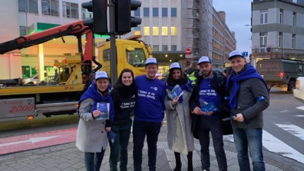 """Open Vld voert actie rond verkeersveiligheid: """"Fietsers verdienen dat"""""""
