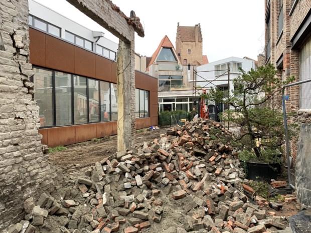"""Binnengebied bijna vrij voor voltooiing langste Mechelse vliet: """"Tegen zomer moet ze klaar zijn"""""""