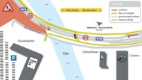 Extra verkeerslichten beveiligen oversteek aan werf voor tangent op N15