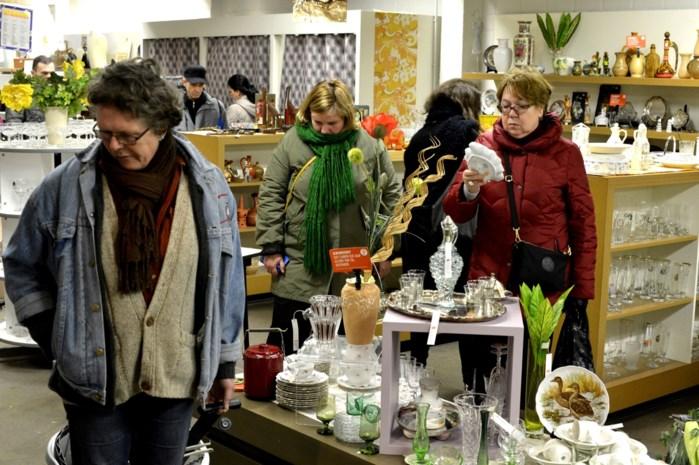 De Kringwinkel blijft groeien: 12% meer klanten en 16% meer verkochte goederen