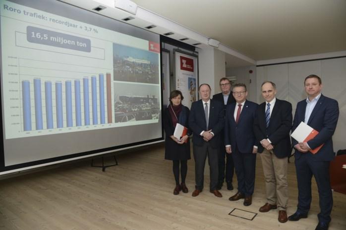 Brexit nog geen spelbreker voor Zeebrugge: sterke groei voor haven