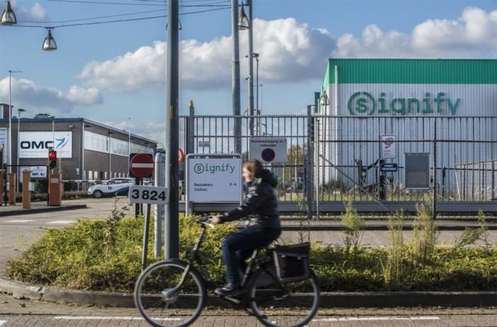 """Signify bouwt nieuwe productielijn in Turnhout: """"Eindelijk goed nieuws, na tien jaar afbouw"""""""