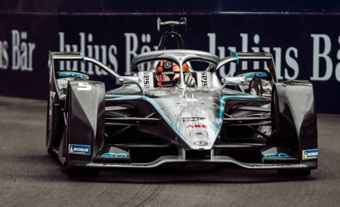 Stoffel Vandoorne start als negende tijdens Formule E-race in Chili