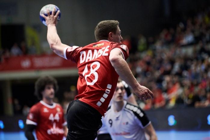Red Wolves plaatsen zich eenvoudig voor laatste kwalificatieronde EK handbal