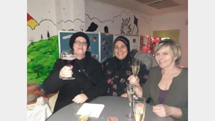 Buurthuis Mozaïek start nieuw (werk)jaar