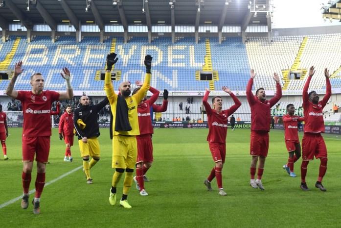 """REACTIES. Antwerp komt met de schrik vrij: """"Desastreus begin straks vergeten, drie punten niet"""""""
