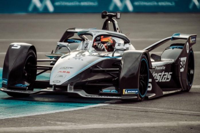 """Stoffel Vandoorne na veroveren leidersplaats in Formule E: """"De volgende race moet beter"""""""