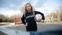 Toekomst van 'Kakmadammeke' Elise (8) bij KV Mechelen lijkt verzekerd