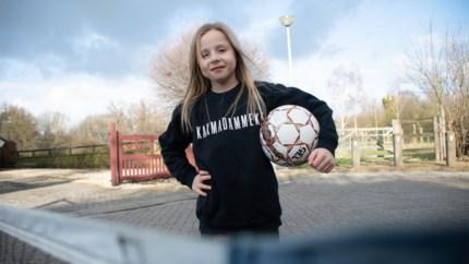 Toekomst van 'Kakmadammeke' Elise (8) bij KV Mechelen lijkt verzekerd met komst van meisjesteams