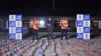 Meer dan twee ton cocaïne voor Antwerpen onderschept in Zuid-Amerika
