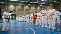 Vier Japanse grootmeesters zorgen voor unieke karatestage in De Sporthal