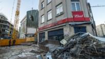 Café Hill Diar wordt deze week afgebroken