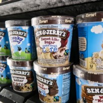 Ben & Jerry's brengt nieuwe smaak uit in samenwerking met Netflix