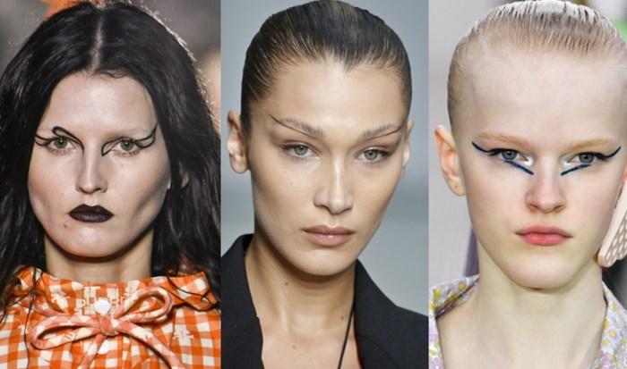 Buiten de lijntjes: alle ogen op je eyeliner