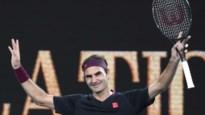 Regen verstoort Australian Open, Federer en Serena stoten makkelijk door door
