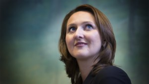 "Geen woord over N-VA maar wel ""l'union fait la force"": Gwendolyn Rutten houdt nieuwjaarsspeech"