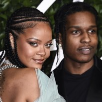 Vormt Rihanna een koppel met rapper A$AP Rocky?