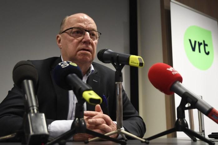 Vlaamse regering schuift VRT-baas Paul Lembrechts opzij, Leo Hellemans neemt tijdelijk over