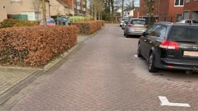 """Nieuwe parkeerplaatsen hinderen bewoners: """"Om oprit uit te rijden, moet ik altijd een overtreding maken"""""""