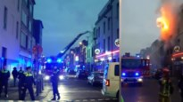 Zware woningbrand in Stuivenbergwijk, geen gewonden