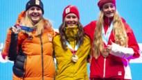 Studente topsportschool (15) pakt snowboardgoud